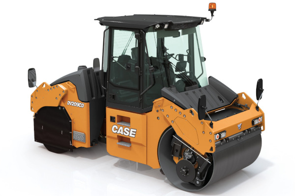 Case | Asphalt Compactors | Model DV209CD for sale at American Falls, Blackfoot, Idaho Falls, Rexburg, Rupert, Idaho