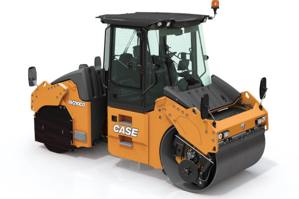 Case | Asphalt Compactors | Model DV210CD for sale at American Falls, Blackfoot, Idaho Falls, Rexburg, Rupert, Idaho