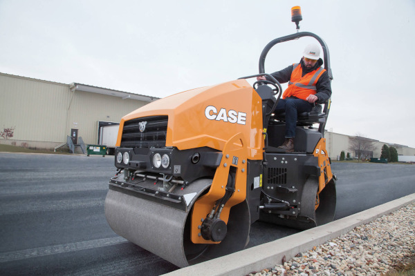 Case | Asphalt Compactors | Model DV26D for sale at American Falls, Blackfoot, Idaho Falls, Rexburg, Rupert, Idaho