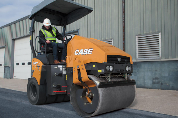 Case | Asphalt Compactors | Model DV45CD for sale at American Falls, Blackfoot, Idaho Falls, Rexburg, Rupert, Idaho