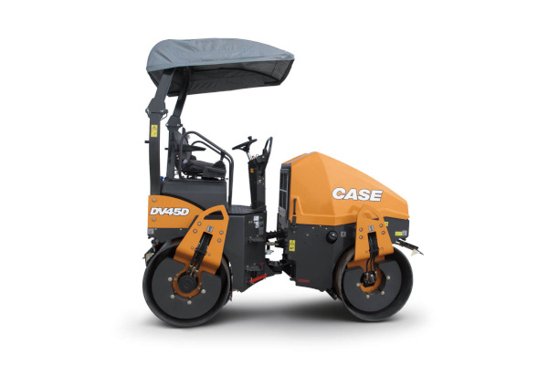 Case | Asphalt Compactors | Model DV45D for sale at American Falls, Blackfoot, Idaho Falls, Rexburg, Rupert, Idaho
