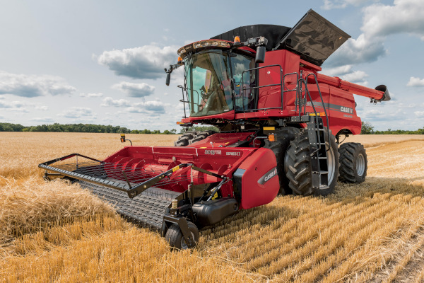 Case IH Farm | Pick Up Heads | Model 3016 12-foot Grass Seed for sale at American Falls, Blackfoot, Idaho Falls, Rexburg, Rupert, Idaho