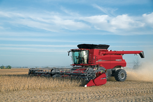 Case IH Farm | Axial-Flow® 250 Series Combines | Model Axial-Flow 8250 for sale at American Falls, Blackfoot, Idaho Falls, Rexburg, Rupert, Idaho