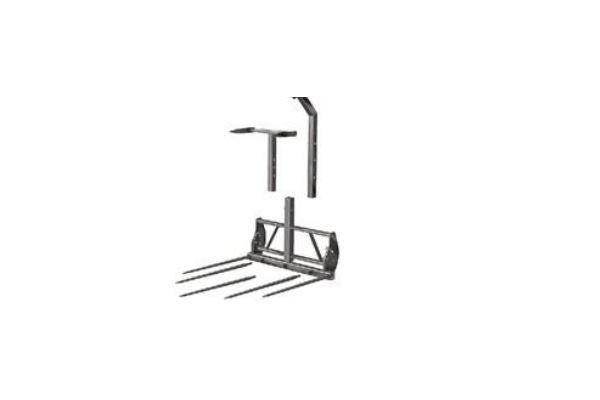 Case IH Farm Deluxe Square Bale Fork for sale at American Falls, Blackfoot, Idaho Falls, Rexburg, Rupert, Idaho