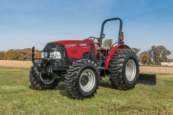 Case IH Farm Farmall® Utility 60A for sale at American Falls, Blackfoot, Idaho Falls, Rexburg, Rupert, Idaho
