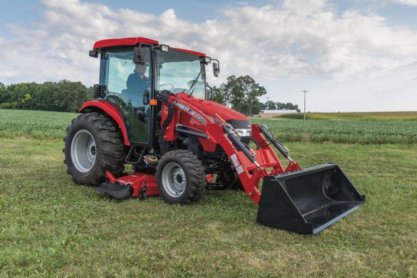 Case IH Farm | L300A Series Loaders | Model L350A for sale at American Falls, Blackfoot, Idaho Falls, Rexburg, Rupert, Idaho