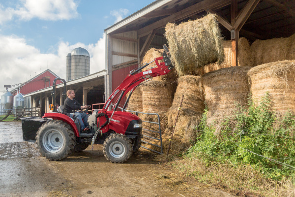 Case IH Farm | L300A Series Loaders | Model L360A for sale at American Falls, Blackfoot, Idaho Falls, Rexburg, Rupert, Idaho