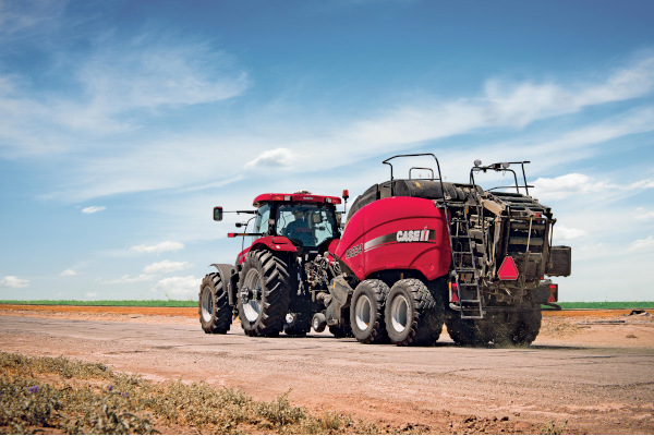 Case IH Farm | Large Square Balers | Model LB334 Large Square Baler for sale at American Falls, Blackfoot, Idaho Falls, Rexburg, Rupert, Idaho