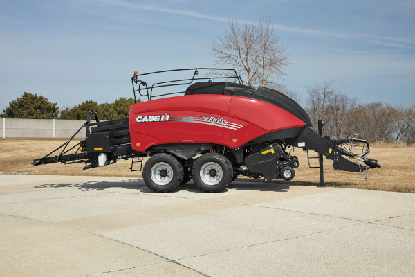 Case IH Farm | Large Square Balers | Model LB334XL Large Square Baler for sale at American Falls, Blackfoot, Idaho Falls, Rexburg, Rupert, Idaho