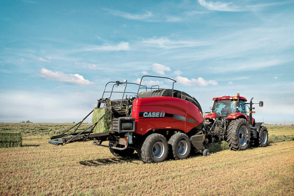 Case IH Farm | Large Square Balers | Model LB434 Large Square Baler for sale at American Falls, Blackfoot, Idaho Falls, Rexburg, Rupert, Idaho