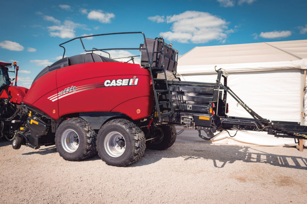 Case IH Farm LB434XL Large Square Baler for sale at American Falls, Blackfoot, Idaho Falls, Rexburg, Rupert, Idaho