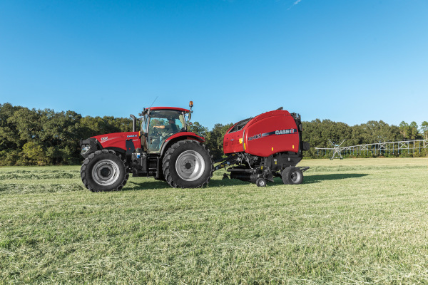 Case IH Farm | Round Balers | Model RB465 Premium Round Baler for sale at American Falls, Blackfoot, Idaho Falls, Rexburg, Rupert, Idaho