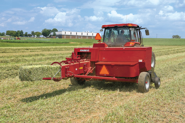 Case IH Farm | Small Square Balers | Model SB541 Small Square Baler for sale at American Falls, Blackfoot, Idaho Falls, Rexburg, Rupert, Idaho