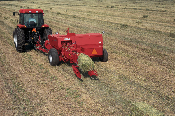 Case IH Farm | Small Square Balers | Model SB551 Small Square Baler for sale at American Falls, Blackfoot, Idaho Falls, Rexburg, Rupert, Idaho