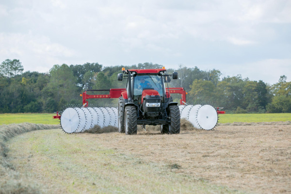 Case IH Farm | Wheel Rakes | Model WR401 HD for sale at American Falls, Blackfoot, Idaho Falls, Rexburg, Rupert, Idaho