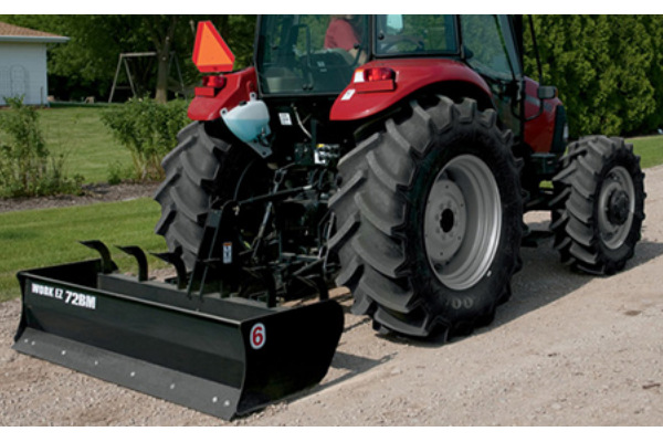 Case IH Farm Work EZ® Box Blades for sale at American Falls, Blackfoot, Idaho Falls, Rexburg, Rupert, Idaho