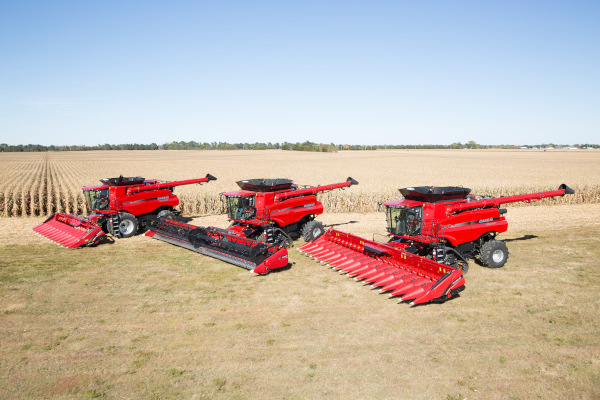 Case IH Farm 4406 Corn Head for sale at American Falls, Blackfoot, Idaho Falls, Rexburg, Rupert, Idaho