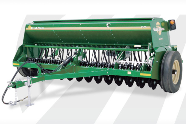 Great Plains | 13' End Wheel Min-Till Drills | Model 1300 for sale at American Falls, Blackfoot, Idaho Falls, Rexburg, Rupert, Idaho