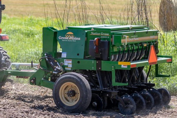 Great Plains | Compact Drills | 6' End Wheel No-Till Compact Drill for sale at American Falls, Blackfoot, Idaho Falls, Rexburg, Rupert, Idaho