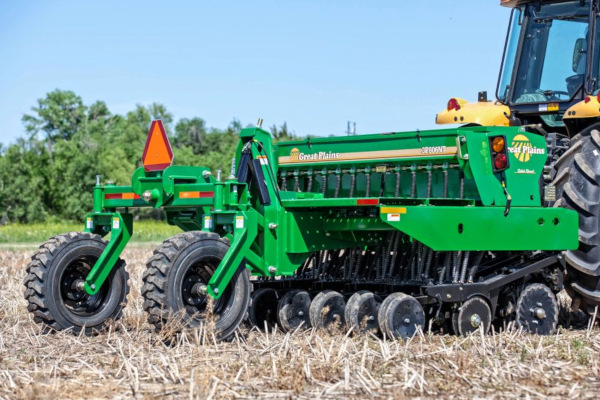 Great Plains | Compact Drills | 8' & 10' Mounted No-Till Compact Drills for sale at American Falls, Blackfoot, Idaho Falls, Rexburg, Rupert, Idaho