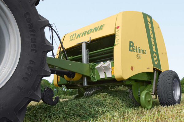 Krone Hay & Forage Bellima F 125 for sale at American Falls, Blackfoot, Idaho Falls, Rexburg, Rupert, Idaho