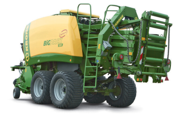Krone Hay & Forage BiG Pack HighSpeed 890 XC for sale at American Falls, Blackfoot, Idaho Falls, Rexburg, Rupert, Idaho