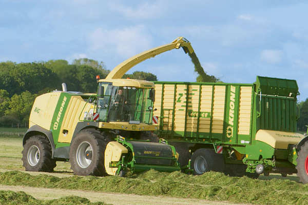 Krone Hay & Forage | BiG X Series | Model BiG X 1100 for sale at American Falls, Blackfoot, Idaho Falls, Rexburg, Rupert, Idaho