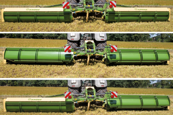 Krone Hay & Forage | Mower combinations EasyCut B | Model EasyCut B 950 Collect for sale at American Falls, Blackfoot, Idaho Falls, Rexburg, Rupert, Idaho