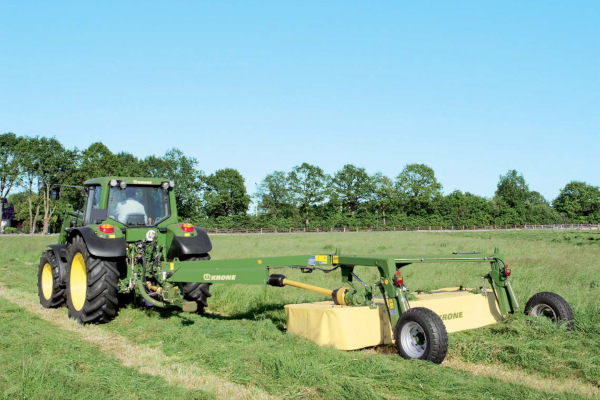 Krone Hay & Forage | Pull Type Mower EasyCut | Model EasyCut 3200 for sale at American Falls, Blackfoot, Idaho Falls, Rexburg, Rupert, Idaho