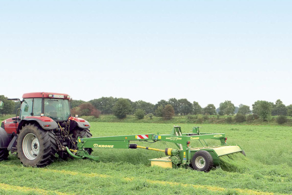 Krone Hay & Forage | Pull Type Mower EasyCut | Model EasyCut 3600 CV for sale at American Falls, Blackfoot, Idaho Falls, Rexburg, Rupert, Idaho