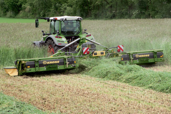 Krone Hay & Forage | Mower combinations EasyCut B | Model EasyCut B 1000 CR Collect for sale at American Falls, Blackfoot, Idaho Falls, Rexburg, Rupert, Idaho