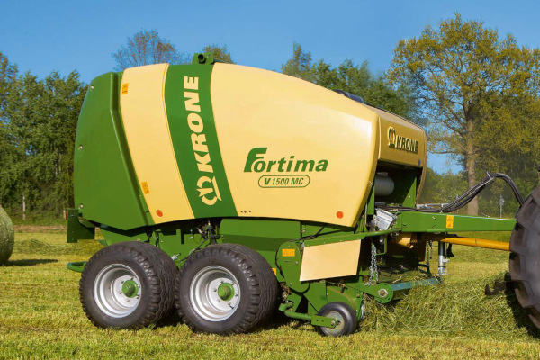 Krone Hay & Forage Fortima V 1500 MC for sale at American Falls, Blackfoot, Idaho Falls, Rexburg, Rupert, Idaho