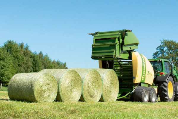 Krone Hay & Forage | Fortima Round Balers | Model Fortima V 1800 MC for sale at American Falls, Blackfoot, Idaho Falls, Rexburg, Rupert, Idaho