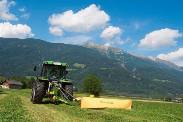 Krone Hay & Forage | Disc Mowers | Rear-mounted disc mowers ActiveMow for sale at American Falls, Blackfoot, Idaho Falls, Rexburg, Rupert, Idaho