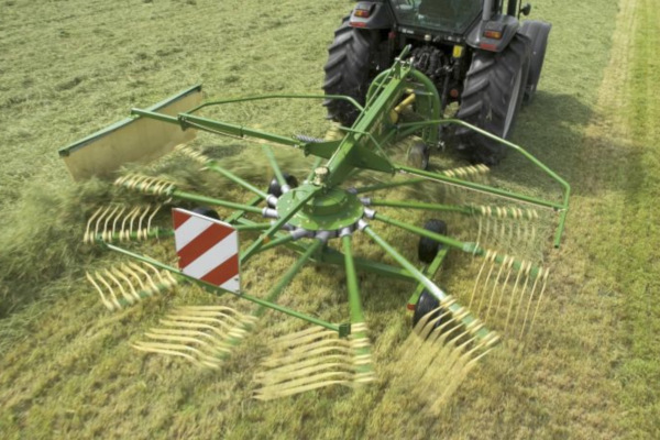 Krone Hay & Forage | Single Rotor Rakes | Model Swadro 38 for sale at American Falls, Blackfoot, Idaho Falls, Rexburg, Rupert, Idaho