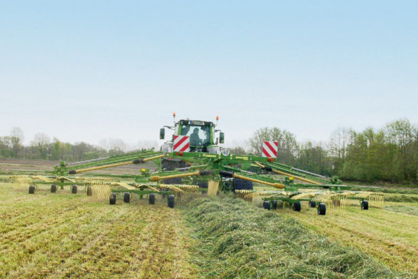 Krone Hay & Forage Swadro 1400 for sale at American Falls, Blackfoot, Idaho Falls, Rexburg, Rupert, Idaho
