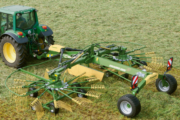 Krone Hay & Forage | Twin Rotor Centre Delivery Rakes | Model Swadro TC 1000 for sale at American Falls, Blackfoot, Idaho Falls, Rexburg, Rupert, Idaho