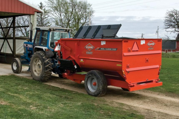 Kuhn | Reel Mixers | 3100 Series for sale at American Falls, Blackfoot, Idaho Falls, Rexburg, Rupert, Idaho