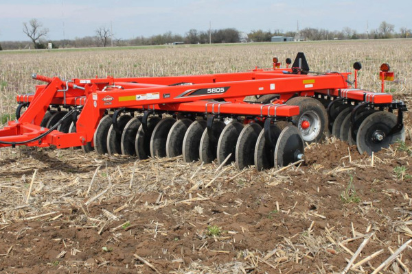Kuhn | 5805 Offset | Model 5805-12R for sale at American Falls, Blackfoot, Idaho Falls, Rexburg, Rupert, Idaho