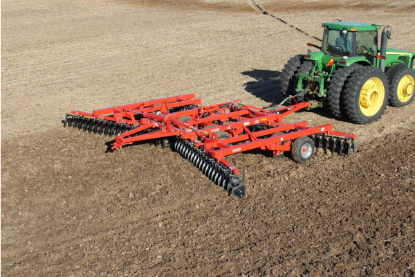Kuhn | Class I: Seedbed Finishing | 7300 Tandem for sale at American Falls, Blackfoot, Idaho Falls, Rexburg, Rupert, Idaho