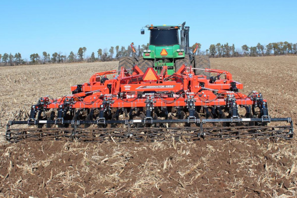 Kuhn | Combination Disc Rippers | Model Dominator 4856-9 for sale at American Falls, Blackfoot, Idaho Falls, Rexburg, Rupert, Idaho