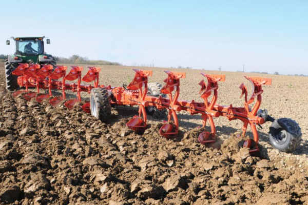Kuhn | Semi-Mounted Rollover Plows | Challenger for sale at American Falls, Blackfoot, Idaho Falls, Rexburg, Rupert, Idaho