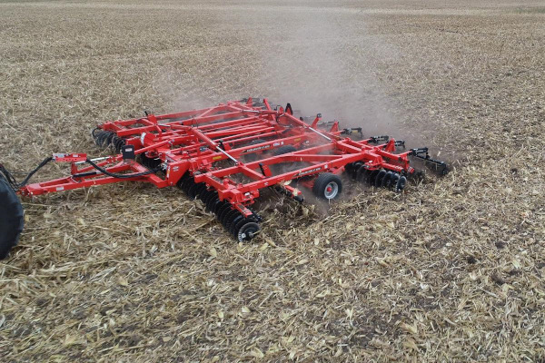 Kuhn | High Speed Vertical Tillage | Excelerator® XT 8010 for sale at American Falls, Blackfoot, Idaho Falls, Rexburg, Rupert, Idaho