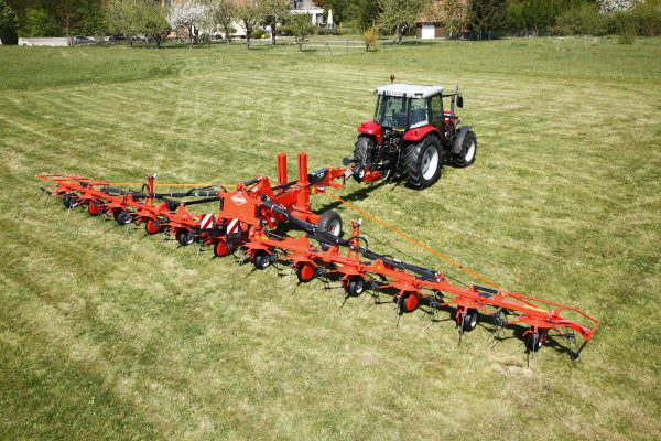 Kuhn | Tedders | GF 1012 T Series for sale at American Falls, Blackfoot, Idaho Falls, Rexburg, Rupert, Idaho