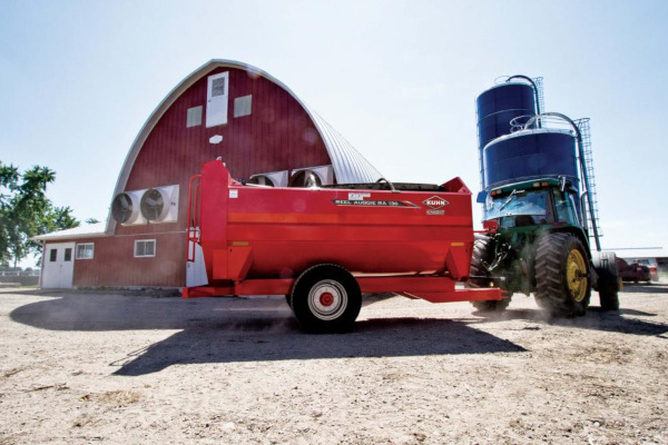 Kuhn | Reel Mixers | RA 100 Series for sale at American Falls, Blackfoot, Idaho Falls, Rexburg, Rupert, Idaho