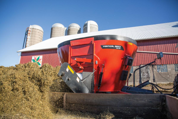 Kuhn | VS 100 Series | Model VS 127 for sale at American Falls, Blackfoot, Idaho Falls, Rexburg, Rupert, Idaho
