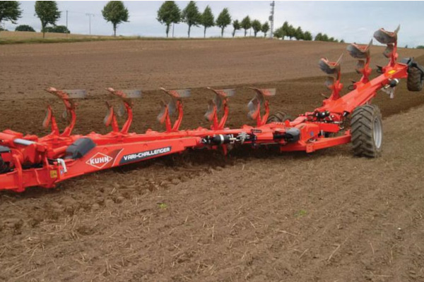 Kuhn | Semi-Mounted Rollover Plows | Vari-Challenger for sale at American Falls, Blackfoot, Idaho Falls, Rexburg, Rupert, Idaho