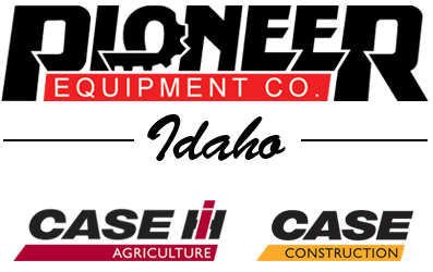 Pioneer Equipment, your source for Case IH, and Case CE equipment. American Falls, Blackfoot, Idaho Falls, Rexburg, & Rupert Idaho