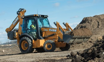 Case CE Backhoe Loaders For Digging and Loading Tough Dirt