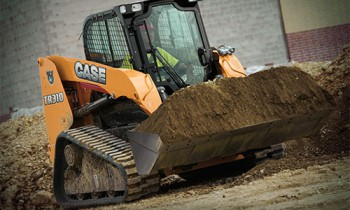 Case CE Compact Track Loaders To Dig and Load Different